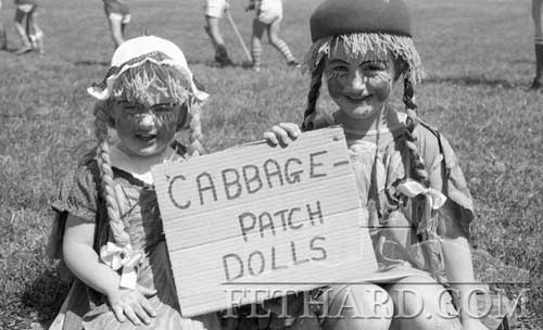 'Cabbage Patch Dolls' Fethard Festival July 1989