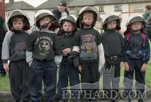 Fethard Festival Fancy Dress Parade (26/6/1994)