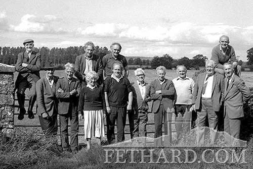 Not many of these Fethard GAA stalwarts from 1987 still alive today?