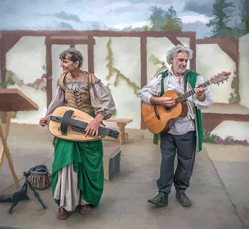 Tania Opland & Mike Freeman are looking forward to bringing music to that newly refurbished Fethard Tholsel (Town Hall) for 'Culture Night' on Friday, September 18, 2015, starting 8.30pm. This is a free heritage event featuring a concert of acoustic world music and electric multicultural mixture. All are welcome.