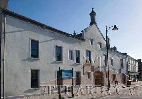 Fethard Tholsel (Town Hall) exterior after recent renovations