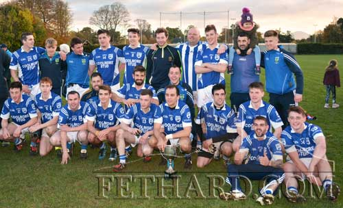 Fethard complete South/County double with victory over Clogheen's Fr. Sheehy's By Jeddy Walsh, www.nationalist.ie (November 5, 2016)  Clonmel Credit Union South Tipperary Intermediate Football Championship Final. Fethard 0-16, Fr. Sheehy's 0-9. At Cahir on Saturday in the Clonmel Credit Union South Tipperary Intermediate Championship Football final, Fethard rounded off their year in style by adding the divisional title to the county crown they captured two weeks ago.