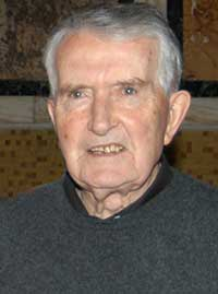 Fr John Meagher OSA who died on November 14, 2017