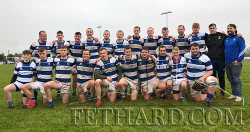 The Fethard Rugby firsts that have defeated old Christians and Cobh Pirates in the last two weeks