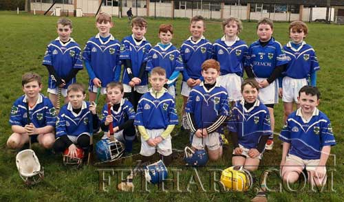 Well done to Fethard U11 Hurling team that have now reached the Community Games South Final. Back L to R: Miceal O'Rahilly, Rory O'Mahony, Jack Tobin, Criostoir Sheehy, Gavin Neville, Noah O'Flynn, T.J. Keane, Zach Smith. Front L to R: Richard Murphy, Lee Delaney, Troy Delaney, Kelvin Ryan, Daniel Barry, Alec Knightly and Sam Coen.