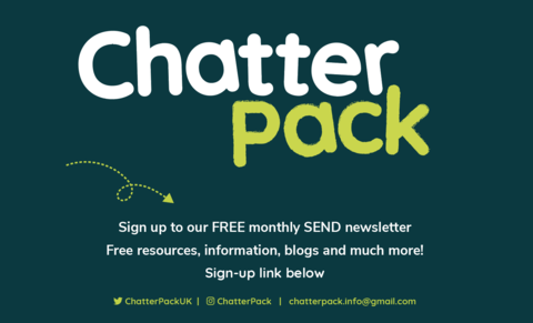 A  list of free resources supplied by ChatterPack