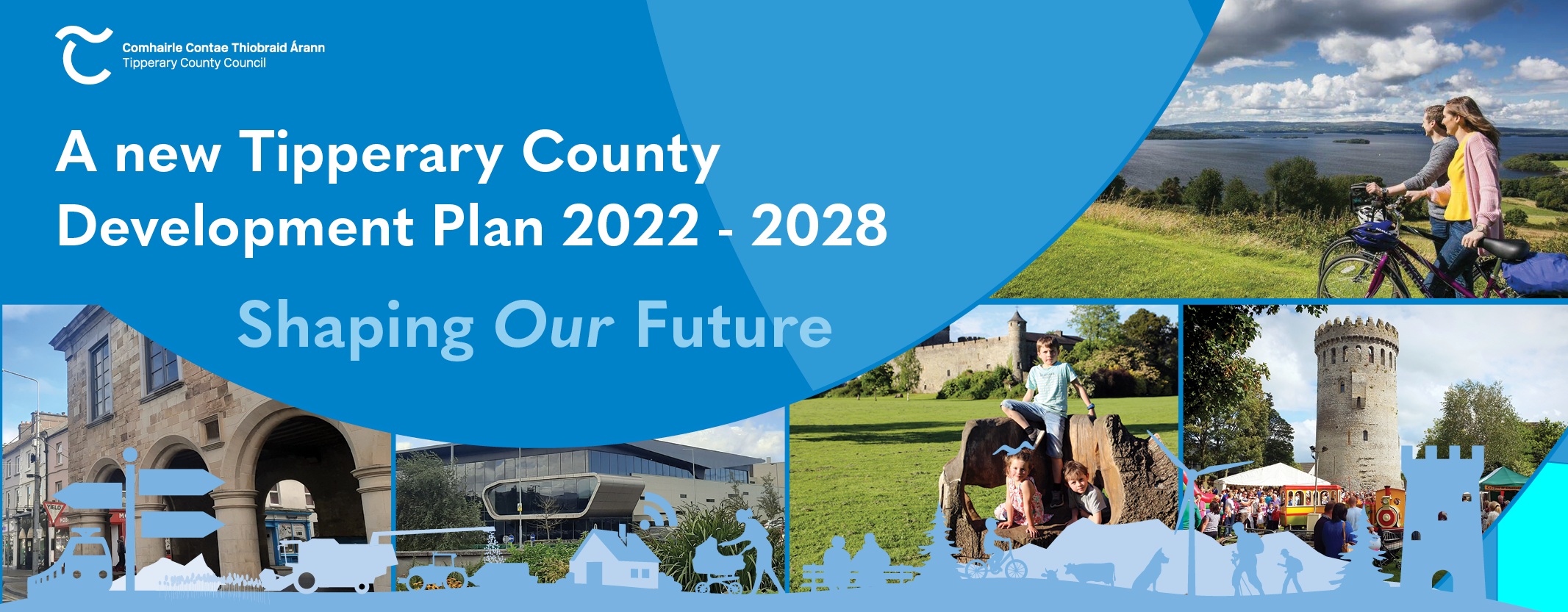 Tipperary County Council has commenced the preparation of a new County Development Plan for Tipperary.