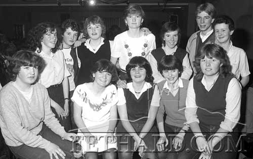 Anner Kickhams NACA Trophy Presentation January 1983