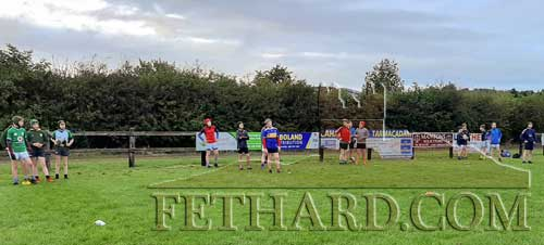 Fethard Rugby Club up and running as training resumes