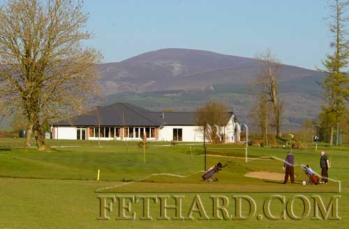 Slievenamon Golf Club preparing to reopen on May 18