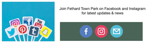 Join Fethard Town Park on Facebook and Instagram for latest updates & news