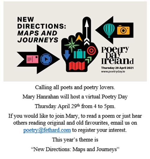 Virtual Poetry Day in Fethard