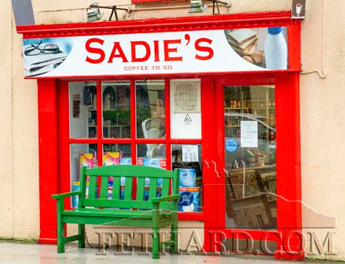 'Sadies' grocery shop recently opened in Burke Street, Fethard.