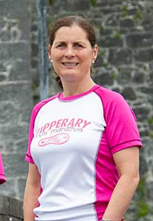 Fethard woman Valerie Connolly is Sports Coordinator of the Tipperary Sports Partnership